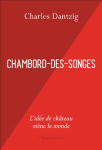 Chambord-des-Songes La couverture du livre martien