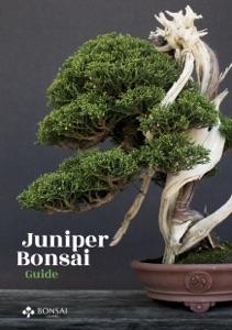 Juniper Bonsai Guide Book Cover