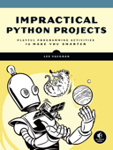 Impractical Python Projects Book Cover