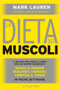 La dieta dei muscoli Copertina del libro