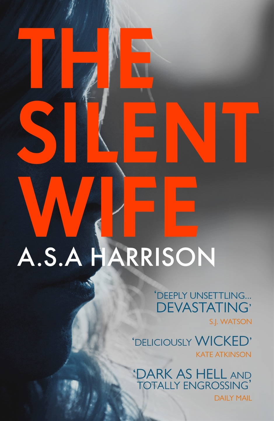 ‎The Silent Wife: The gripping bestselling novel of betrayal, revenge and murder…