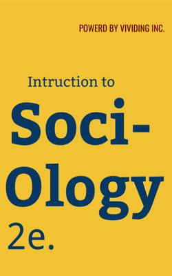 Introduction To Sociology 2e - OpenStax book