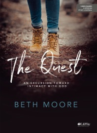 THE QUEST - BIBLE STUDY BOOK