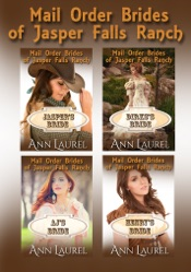 Download and Read Online Mail Order Brides of Jasper Falls Ranch