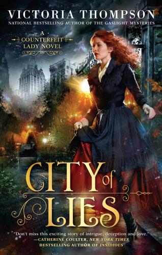 City of Lies - Victoria Thompson - Victoria Thompson