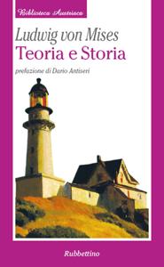 Teoria e storia Libro Cover