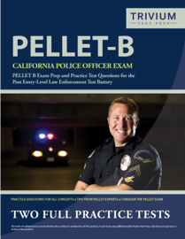 California Police Officer Exam Study Guide 2019-2020