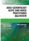 Adult-Gerontology Acute Care Nurse Practitioner QA Review