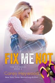 Fix Me Not book