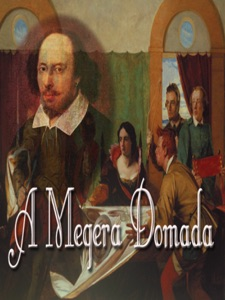 A Megera Domada Book Cover