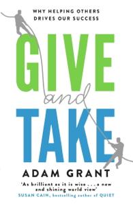 Give and Take La couverture du livre martien