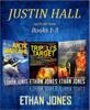 Justin Hall Spy Thriller Series - Books 1-3 - Ethan Jones