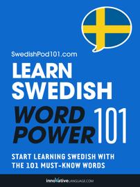 Learn Swedish - Word Power 101 book
