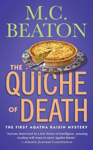 M.C. Beaton - The Quiche of Death
