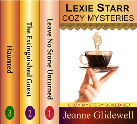 Lexie Starr Cozy Mysteries Boxed Set (Three Complete Cozy Mysteries in One) PDF Download