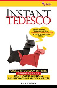 Instant Tedesco Copertina del libro
