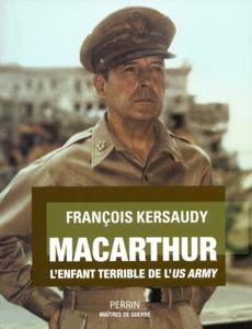 MacArthur La couverture du livre martien