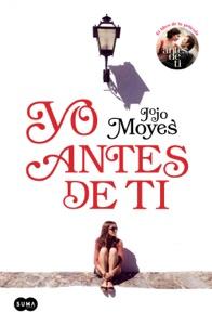 Yo antes de ti (Antes de ti 1) Book Cover