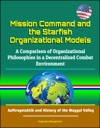 Mission Command And The Starfish Organizational Models A Comparison Of Organizational Philosophies In A Decentralized Combat Environment - Auftragstaktik And History Of The Waygal Valley