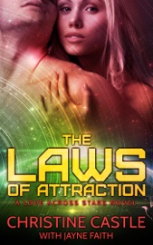 Download of The Laws of Attraction (A Love Across Stars Novel) PDF eBook