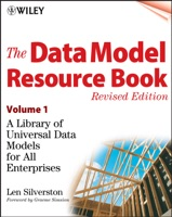 The Data Model Resource Book, Volume 1 ebook Download