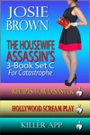 The Housewife Assassins Killer 3-Book Set C For Catastrophe