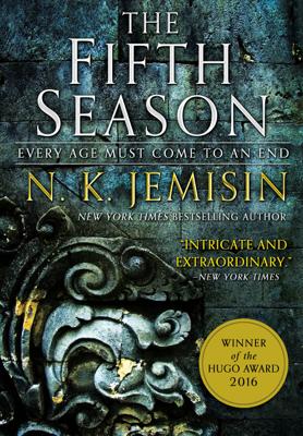 The Fifth Season - N. K. Jemisin book