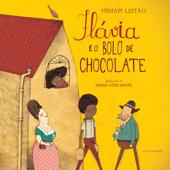 Flávia e o bolo de chocolate Book Cover
