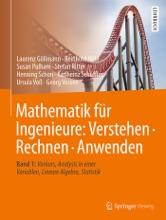 Mathematik Für Ingenieure: Verstehen – Rechnen – Anwenden