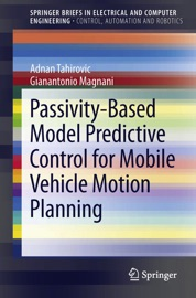 Passivity Based Model Predictive Control For Mobile Vehicle Motion Planning