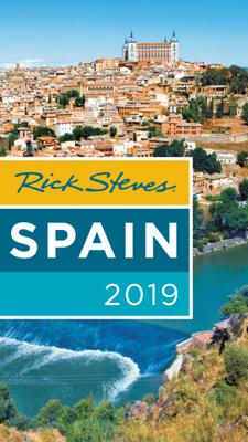 Rick Steves Spain 2019 - Rick Steves book