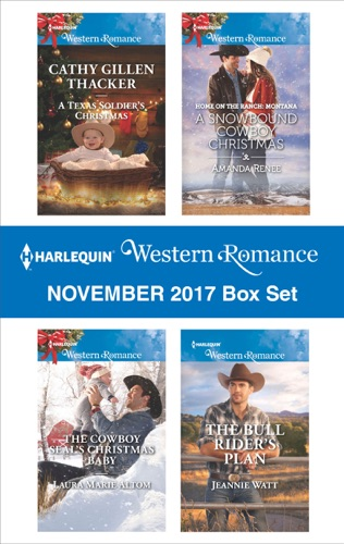 Cathy Gillen Thacker, Laura Marie Altom, Amanda Renee & Jeannie Watt - Harlequin Western Romance November 2017 Box Set