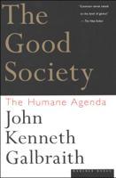 John Kenneth Galbraith - The Good Society artwork