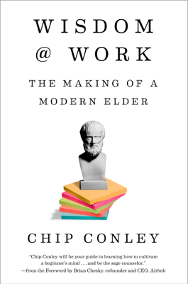 Wisdom at Work - Chip Conley book