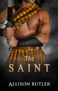 The Saint Book Cover