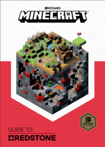 Minecraft: Guide to Redstone (2017 Edition) Book Cover