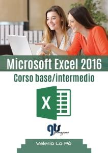 Microsoft Excel 2016 - Corso base/intermedio Book Cover