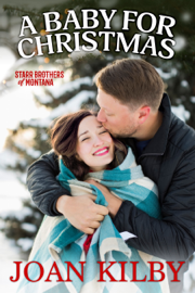 A Baby for Christmas book