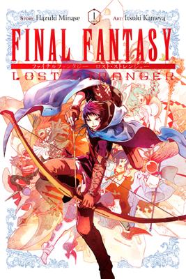 Final Fantasy Lost Stranger, Vol. 1 - Hazuki Minase & Itsuki Kameya book