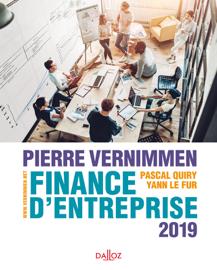 Finance d'entreprise 2019