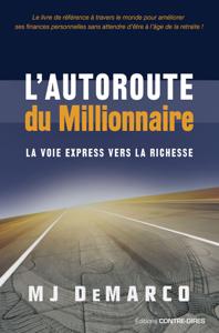L'autoroute du millionnaire La couverture du livre martien