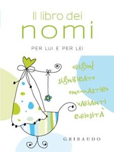 Il libro dei nomi Book Cover