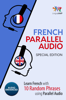 Lingo Jump - French Parallel Audio - Learn French with 10 Random Phrases using Parallel Audio [Special Edition] artwork