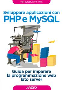 Sviluppare applicazioni con PHP e MySQL Copertina del libro