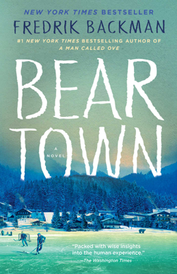 Beartown - Fredrik Backman book