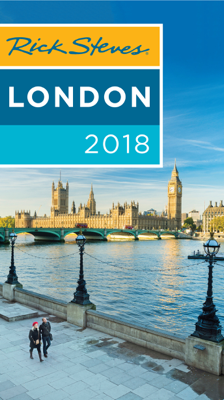 Rick Steves London 2018 - Rick Steves & Gene Openshaw book