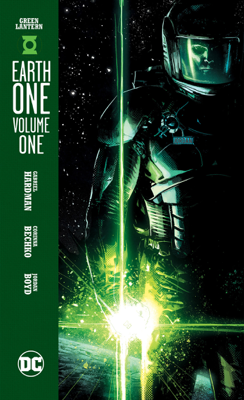 Green Lantern: Earth One Vol. 1 - Gabriel Hardman & Corinna Bechko book