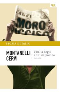 L'Italia degli anni di piombo - 1965-1978 Libro Cover