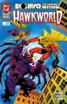 Hawkworld Annual 1990- 3