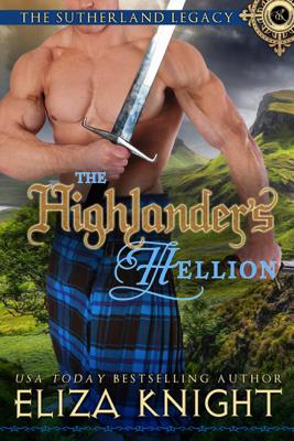 The Highlander's Hellion - Eliza Knight book